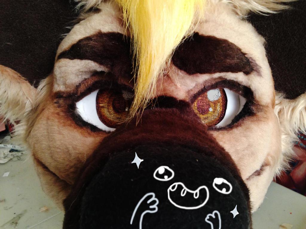 Hyena Teaser Desuuu~ by SuicidalMuffins