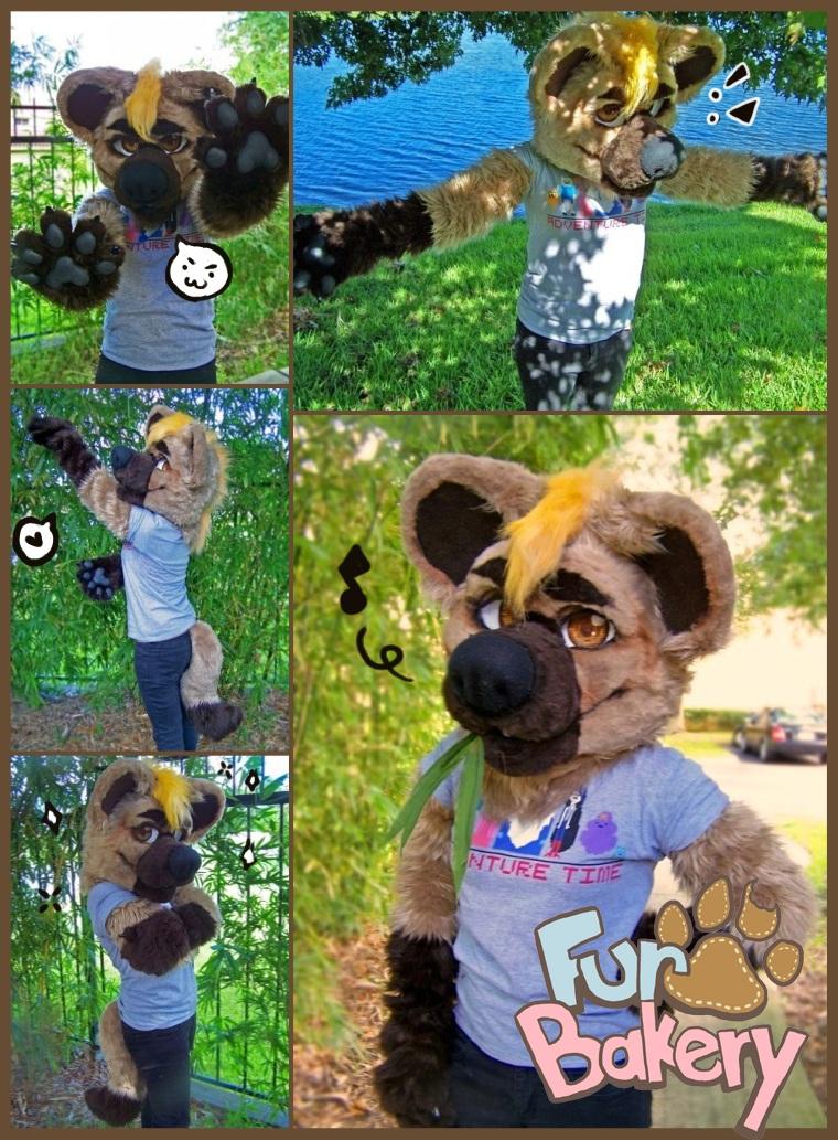 Hyena Partial by SuicidalMuffins