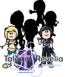 Tales of Revelia Box Art