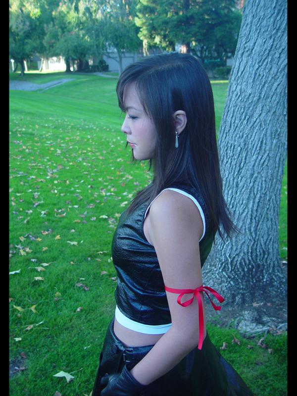Cosplay - Tifa Lockhart AC by chibiasta