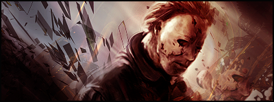 Halloween Michael Myers signature by Fenix2326