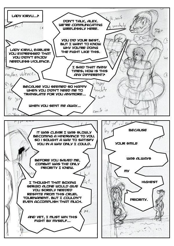 Fighting Tournament: Round 1 - Page 17 by DigiDayDreamer