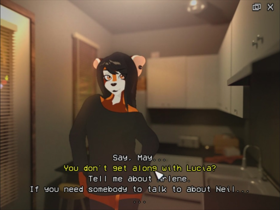 Newground adult dating sim fox