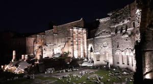 Roman Walks...ancient treasures all around... by VeryBadGirl