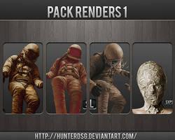Primer pack de Renders