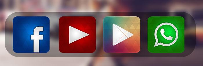 New Random icons