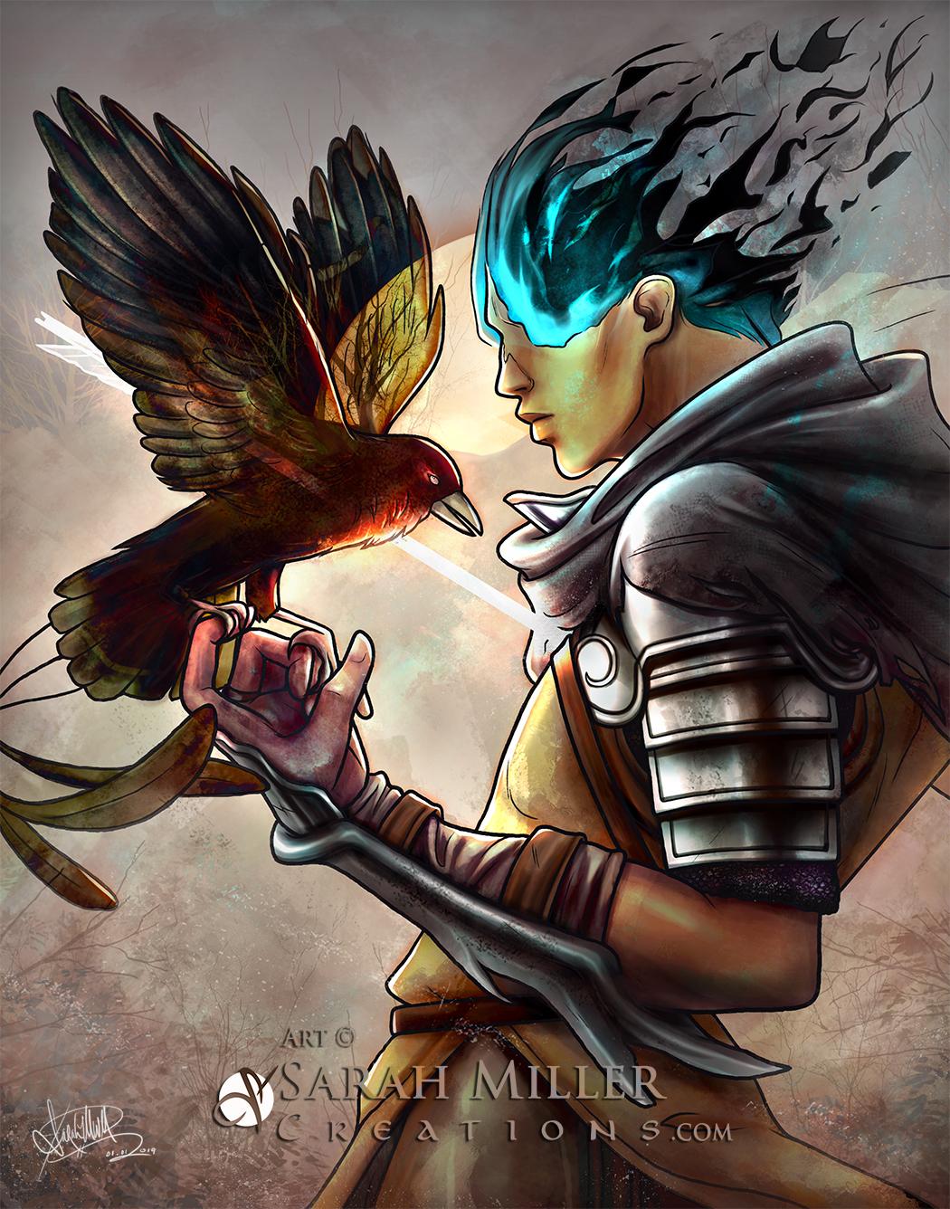 Crow and Arrow