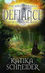 'Defiance' Book Cover