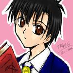 ZatchBell - Kiyomaro:3