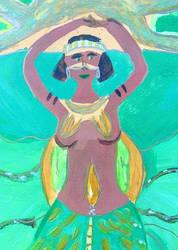 Solar Goddess II