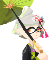 Marie (Splatoon 2) by TheMagicCanvas
