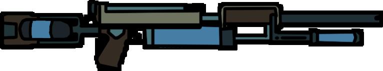 Walfas Weapons: Tihar(Metro 2033)
