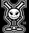 Skelebunny by skelebunny