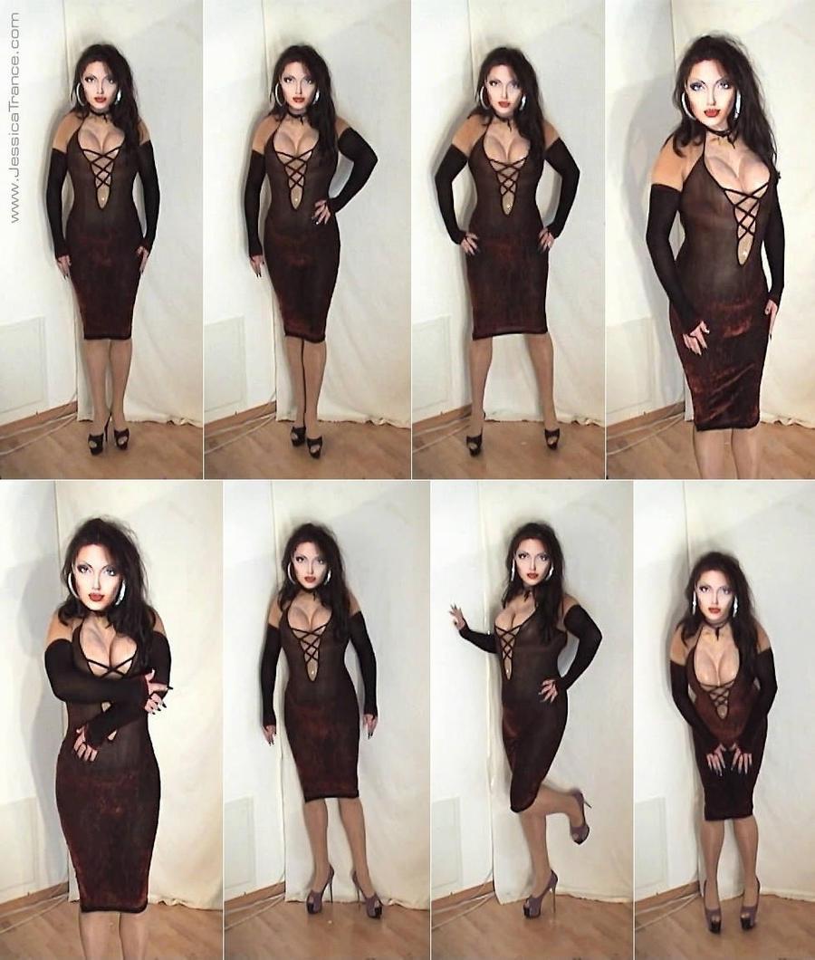 Collage female Masking 24.03.2012_01 by JessicaTrance