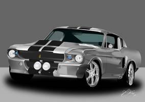 Mustang 500GT by KJRents