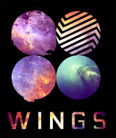 BTS-Wings by YaoiNoYume