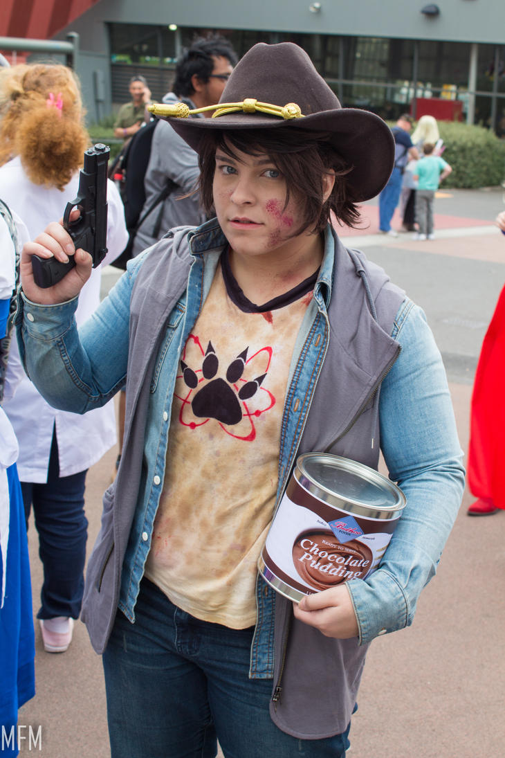 Carl Grimes by MFM-Photography