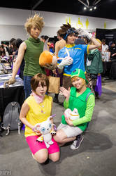 Digimon by MFM-Photography