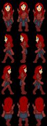 RPG Maker Sprite Gravelyn