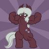 Muscle pony flex by glu-glu
