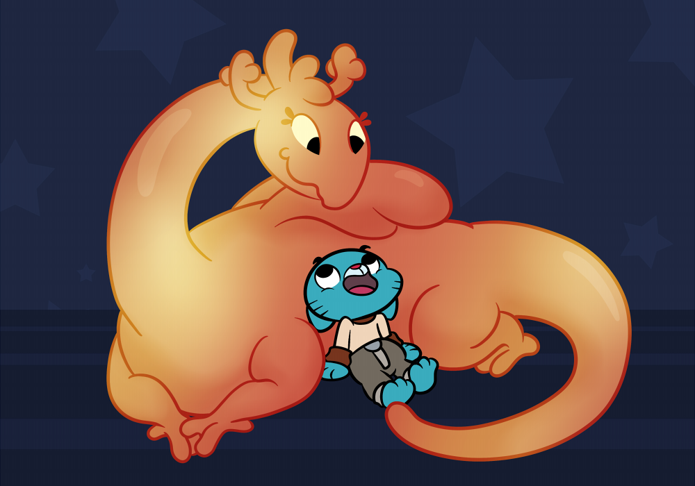 Dragon Waifu by glu-glu