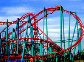 Roller Coaster by BlueGuitar1456
