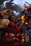 Rumbling titans
