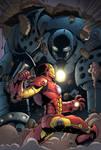 Iron Man vs Iron Monger