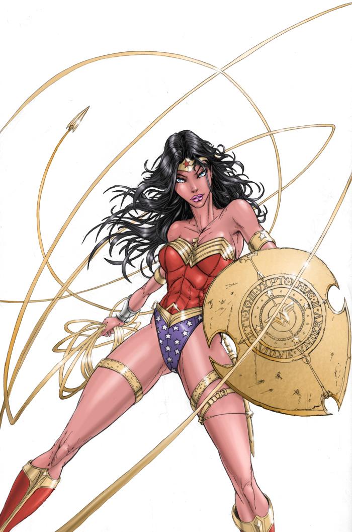 Wonder Woman by SiriusSteve