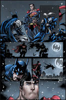 Superman Batman pg by SiriusSteve