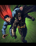 BecAUSe i'M BATMAN!!!