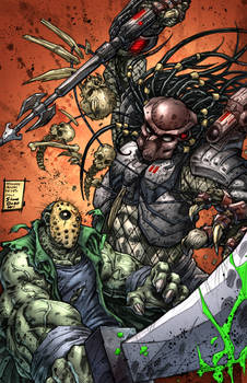 Jason VS Predator