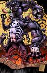 Venom The Madness Bw