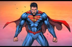 The Superman by SiriusSteve