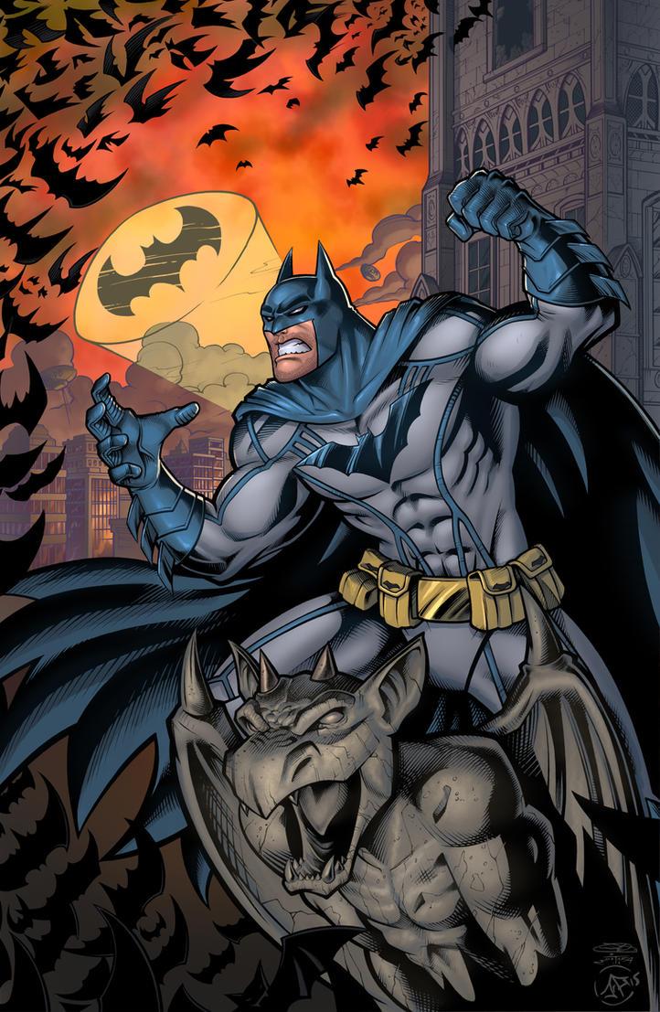The Batman by SiriusSteve