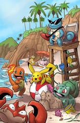 Pokemon Beach