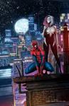 Spiderman Spidergwen