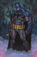 Batman by SiriusSteve