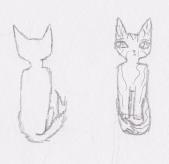 Kittehs! by marleymahdog