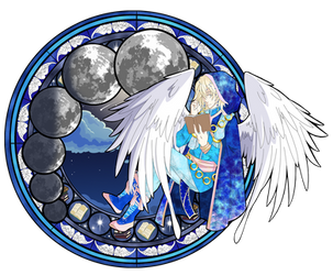 Angel of the Moon by LethalPepsi