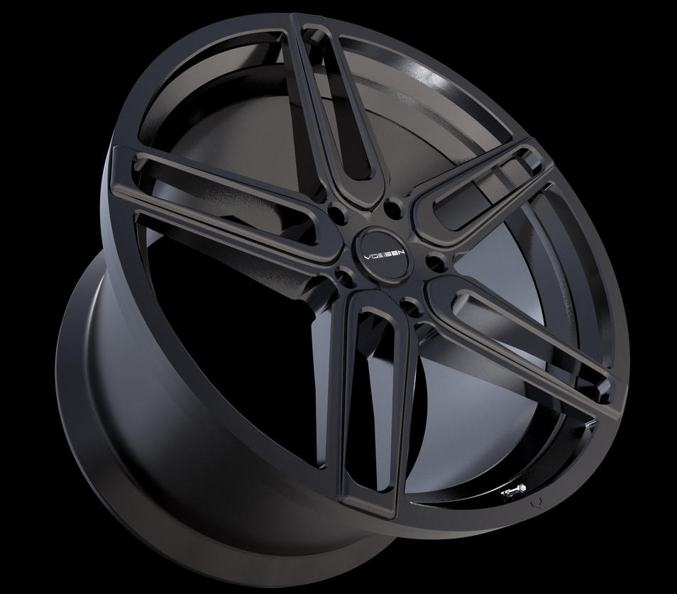 Vossen Rim by ZDESIGN23