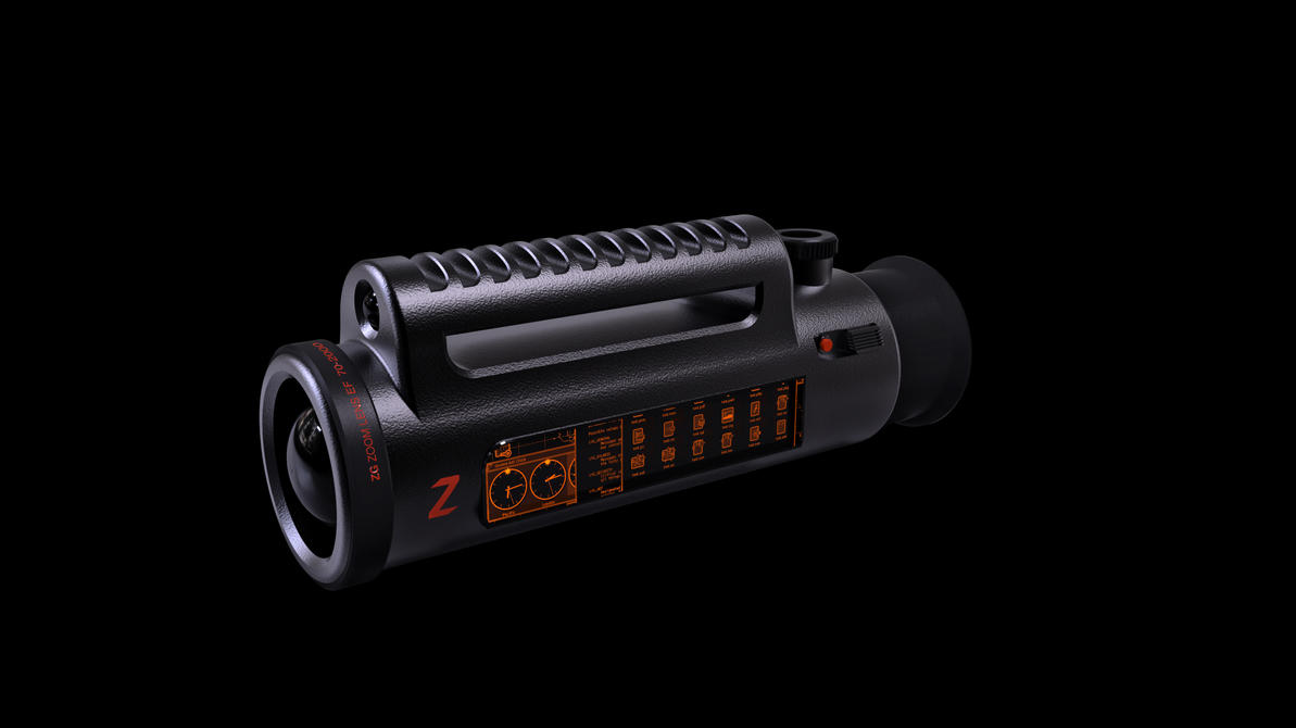 Missile Guided  Scope by ZDESIGN23