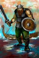 Viking by Ostrwy56