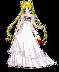 Princess Serenity - SailorMoonGerman Version