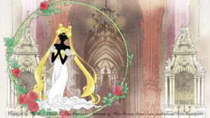 Background crystal - Princess Serenity