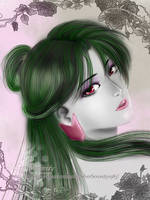 Real Setsuna Meioh by SilverSerenity1983