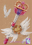 Sailor Moon - Etarnel Staff
