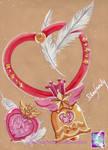 Sailor Chibi Moon - Twinkle yell
