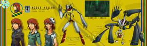 Persona 4 - Kozue Hijiro