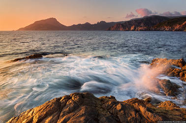 The Mountain In The Sea by Giovanni-Piccinini